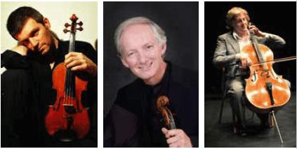 Pro Musica String Trio – 03/05/2019
